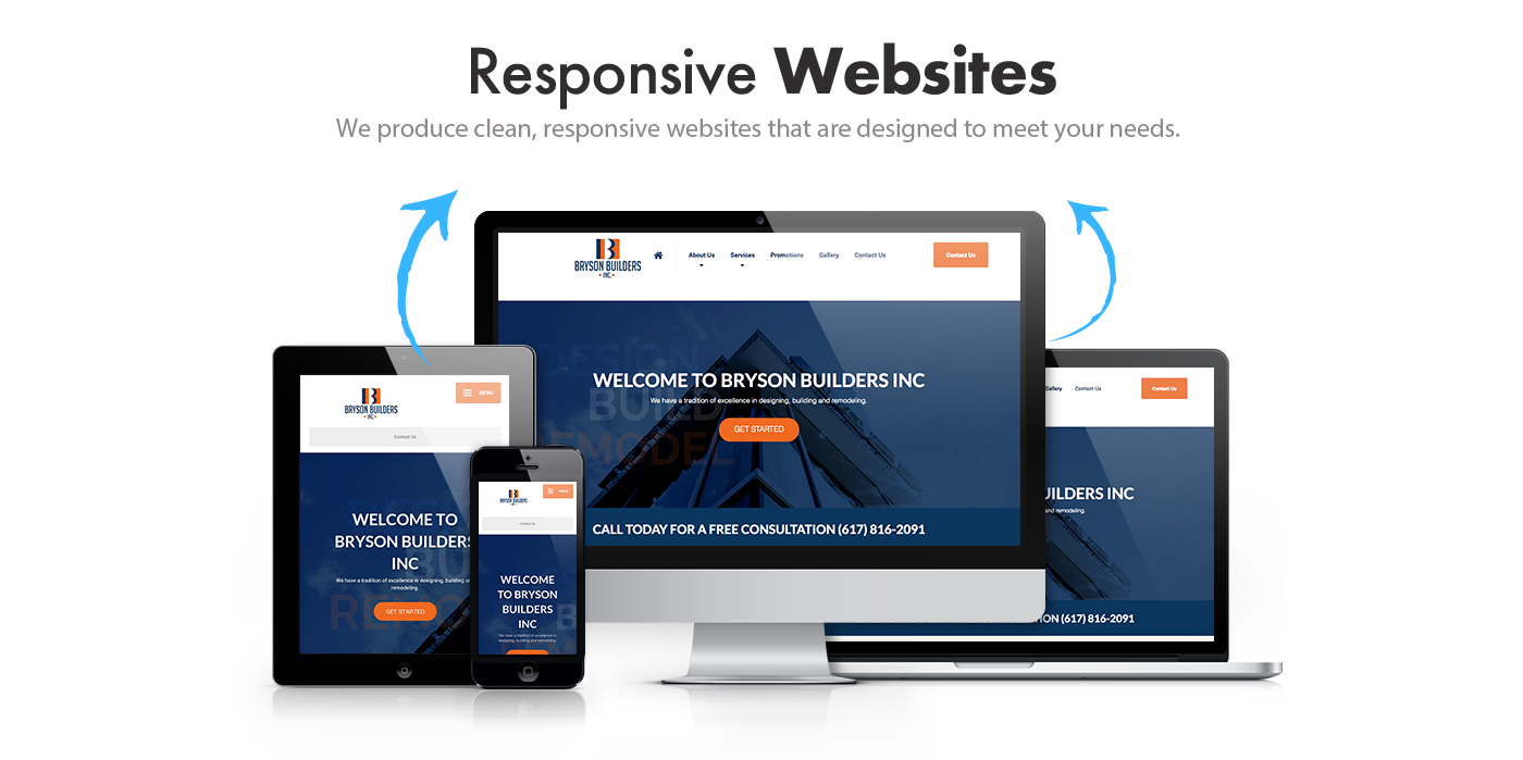Boston web design services